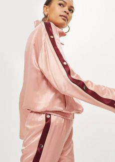 Topshop Popper Side Jacket