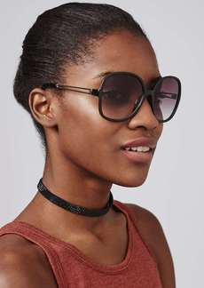 Topshop Portugal Oversized Sunglasses