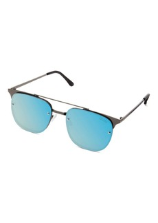 Topshop Private Eyes Sunglasses By Quay Australia