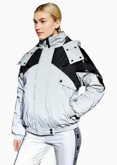 Reflective Jacket By Topshop Sno