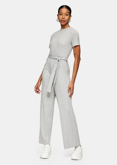 Topshop Clothing /Rompers Jumpsuits /Rib T Shirt Aio