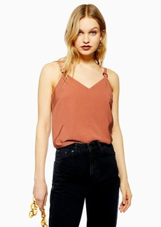 Topshop Ring Camisole Top