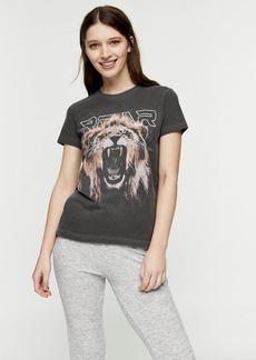 Topshop Roar Tiger T Shirt