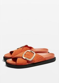 Topshop Romeo Buckle Sandals