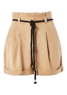 Topshop Rope Casual Shorts