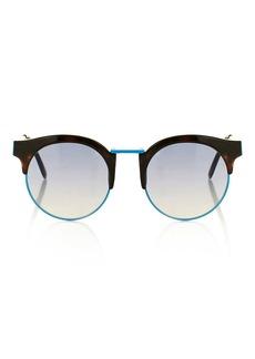 Topshop Round Retro Sunglasses