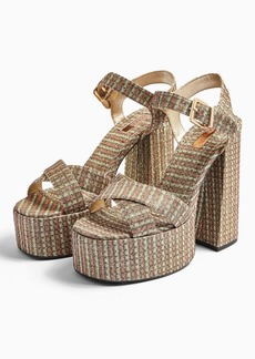 Topshop Rudy Platform Shoes