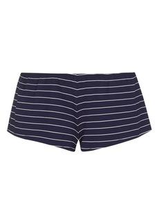 Topshop Sailor Stripe Shorts