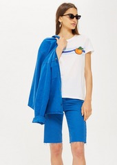 Topshop Satsuma Retro T Shirt
