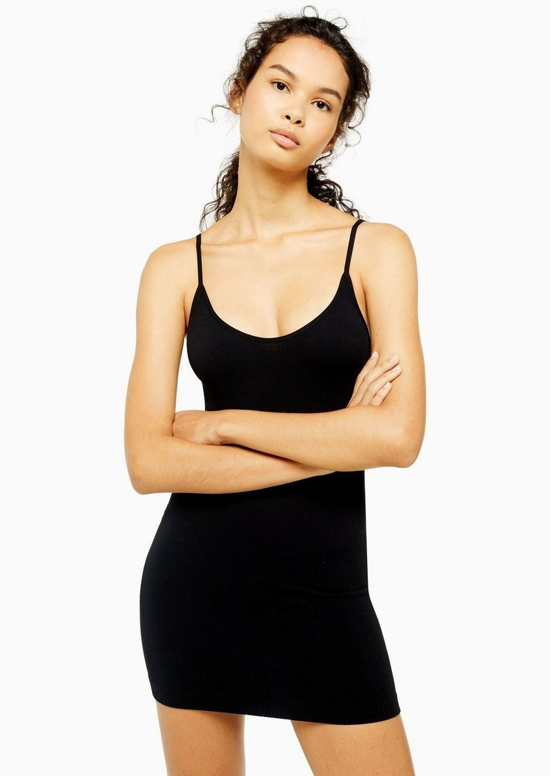 Topshop Seamless Slip Dress