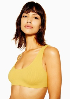Topshop Seamless Sporty Crop Top