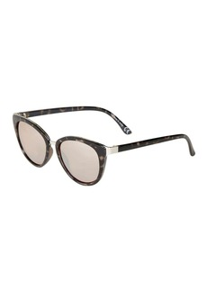 Topshop Sebb Cateye Sunglasses