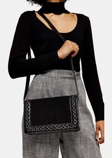 Topshop Shady Ring Cross Body Bag
