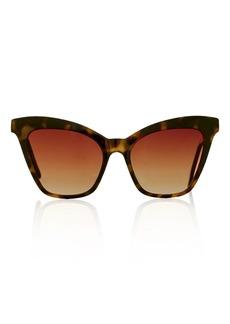 Topshop Shazne Cateye Sunglasses