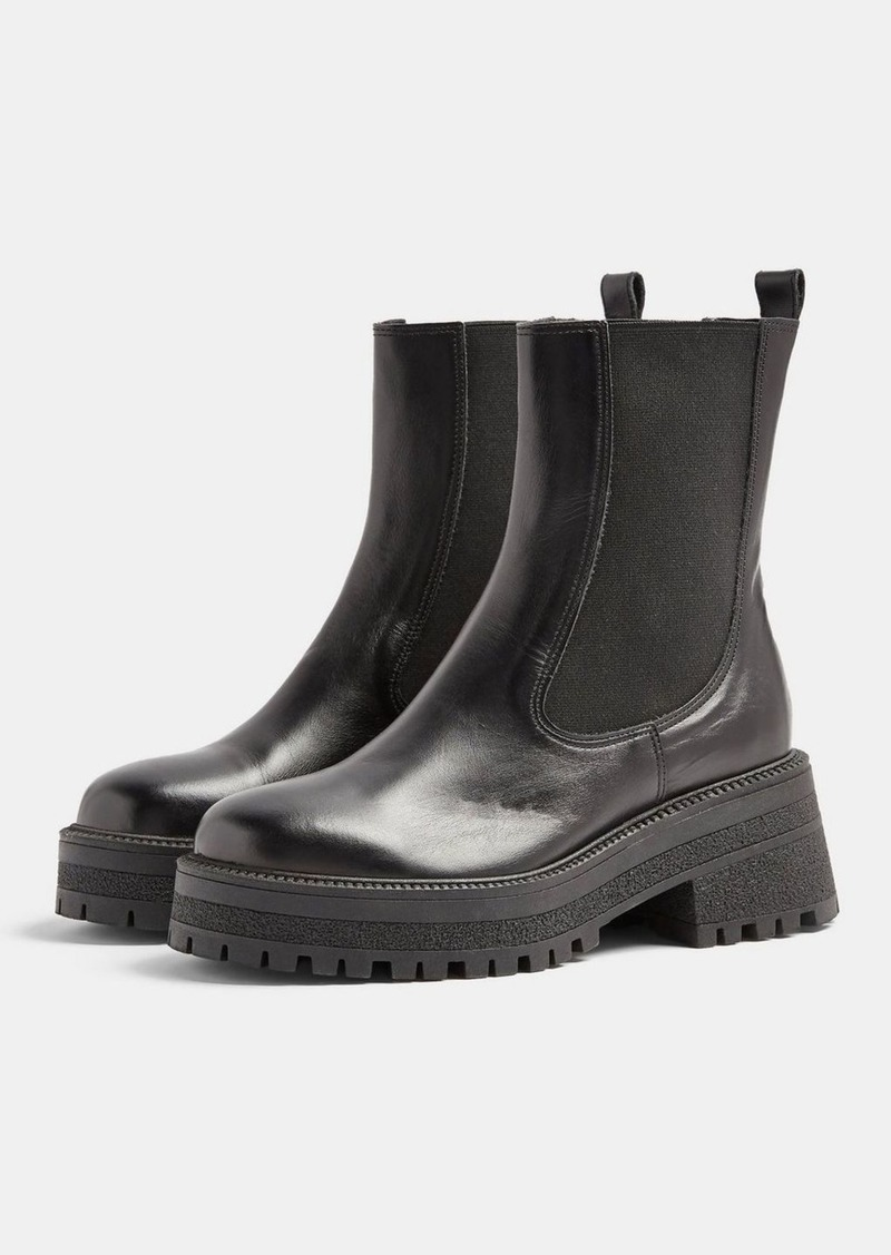 Shoes /Heels /Amber Chelsea Boot