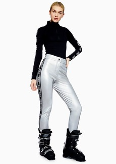 Side Logo Trousers By Topshop Sno