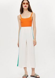 Topshop Side Stripe Culottes