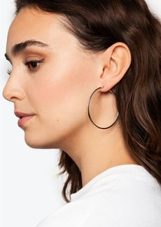 Topshop Silver Hoop Multipack Earrings