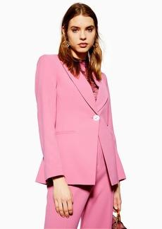 Topshop Slim Single Breasted Jacket