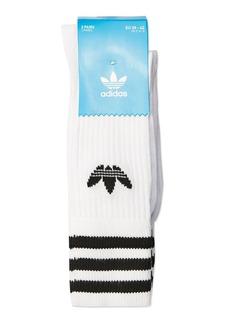 Topshop Solid Crew Socks By Adidas Originals