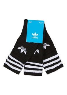 Topshop Solid Crew Socks Multipack By Adidas Originals