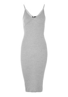 Topshop Strappy Midi Bodycon Dress