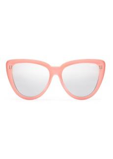Topshop Stray Cat Sunglasses By Quay Australia