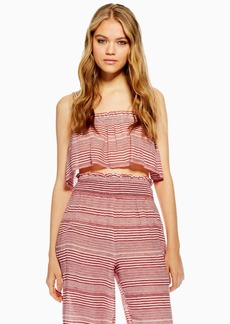 Topshop Stripe Beach Camisole Top