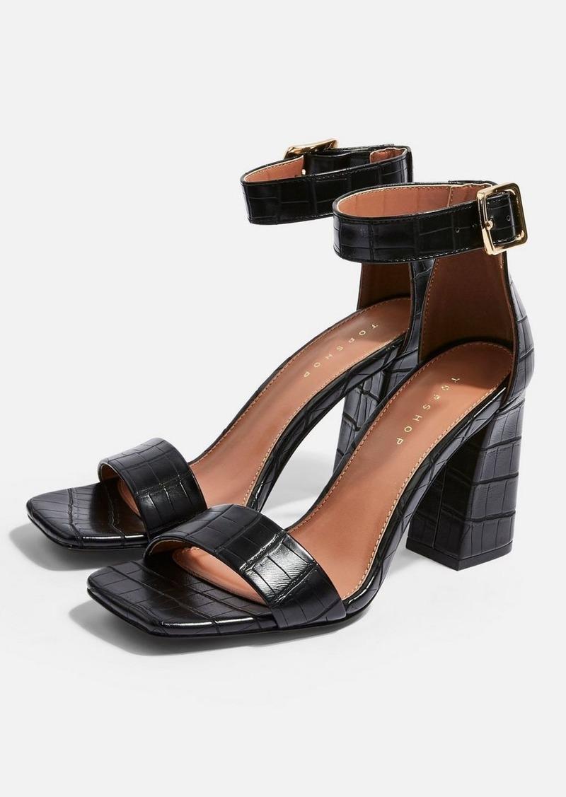 Topshop Suki Two Part Sandals