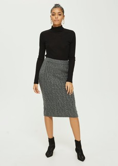 Super Soft Cable Skirt