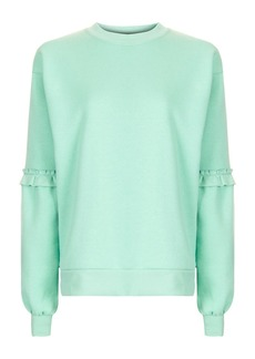 Tall Blouson Sleeve Sweatshirt