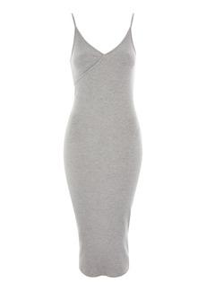 Topshop Tall Bodycon Midi Dress