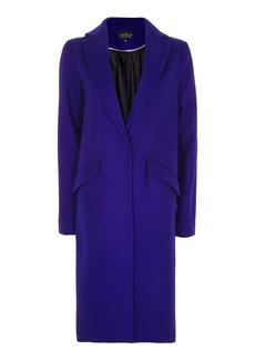 Tall Fluro Wool Coat
