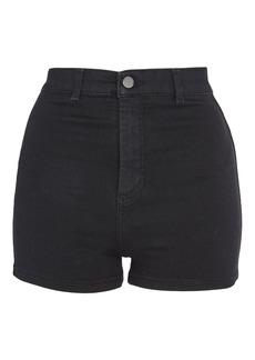 Topshop Tall Joni Shorts