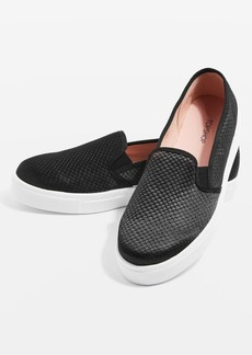 Topshop Tempo Slip On Trainers