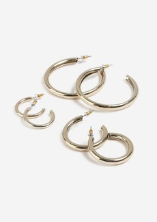 Topshop Bags Accessories /Jewelry /Thick Hoop Earrings Pack
