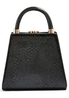 Topshop Amal Faux Leather Handbag