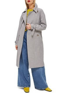Topshop Angie Trench Coat