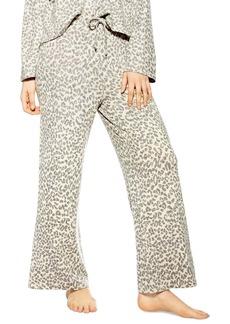 Topshop Animal Pajama Pants
