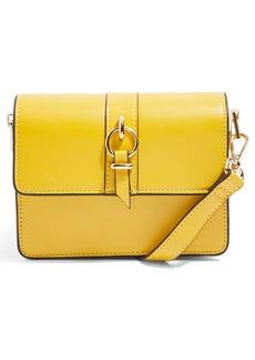 Topshop Annie Two Strap Crossbody Bag