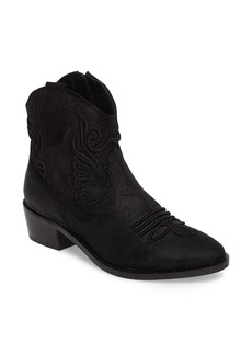 Topshop Apple Crumble Embroidered Bootie (Women)