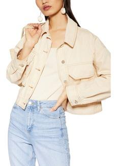 Topshop Avril Shirt Jacket (Regular & Petite)