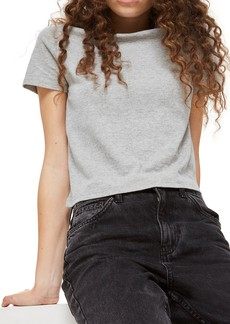 Topshop Basic Crop T-Shirt (2 for $18)