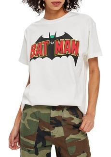 Topshop Batman Graphic Tee