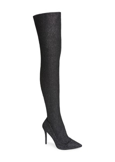 Topshop Bellini Stiletto Over the Knee Boot (Women)