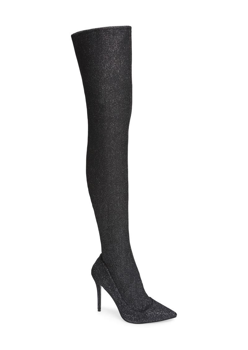 80a0784e5fc Topshop Topshop Bellini Stiletto Over the Knee Boot (Women)