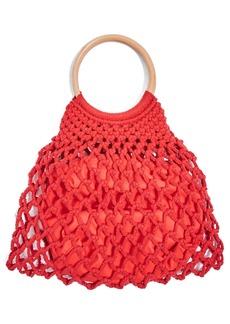 Topshop Benny String Shopper Bag