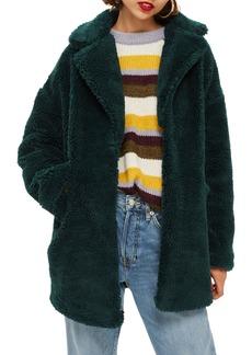 Topshop Bobby Borg Coat