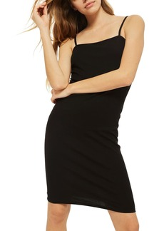Topshop Body-Con Midi Dress