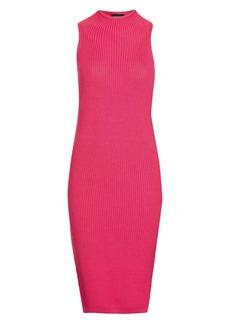 Topshop Body-Con Sweater Dress